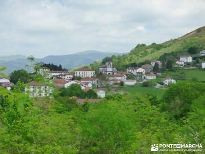 Valle del Baztán - Elizondo - Zugarramurdi; viajes de montaña; excursiones en semana santa